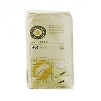 Doves Farm - Rye Wholemeal Flour - Organic