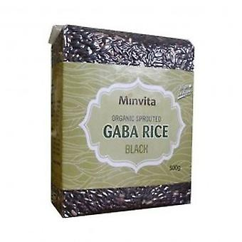 Minvita - GABA Rice Black 500g