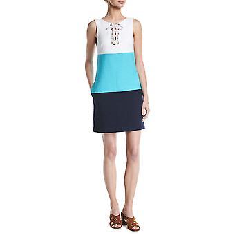 Trina Turk | Miss Brady Colorblocked Dress