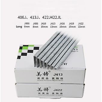 422j U Nail Staples For Pneumatic Nail Gun