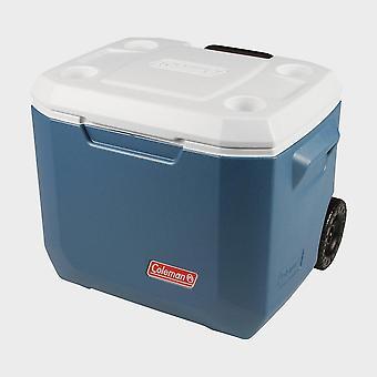 Nieuwe Coleman 50QT Xtreme Wheeled Cooler Blue