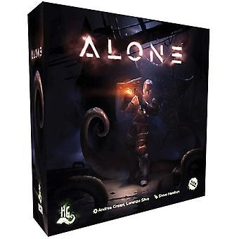 Alone Board Game