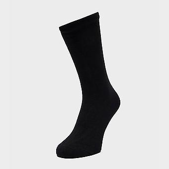 New Heat Holders Men's Ultra Lite Socks Black