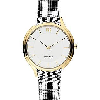 Danish Design Analog Unisex Quartz Watch with Stainless Steel Strap No.: IV65Q1194