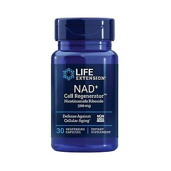 Nad Cell Regenerator Life Extension 100Mg Caps Nicotinamide Riboside