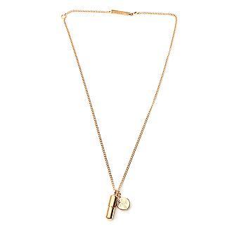 Ambush Bmob024f20met0017600 Men's Gold Metal Necklace