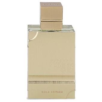 Al Haramain Amber Oud Gold Edition Eau De Parfum Spray (Unisex Tester) By Al Haramain 2 oz Eau De Parfum Spray