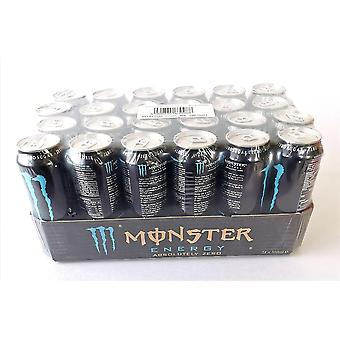 Monster Absolute Zero 24 x 500ml