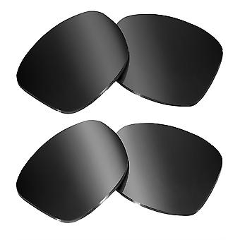 Polarizované náhradní čočky pro Oakley Holbrook Sunbrýle anti-vyhlazené antireflexní UV400 pomocí SeekOptics