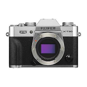 Appareil photo numérique sans miroir Fujifilm x-t30 - argent (corps uniquement)
