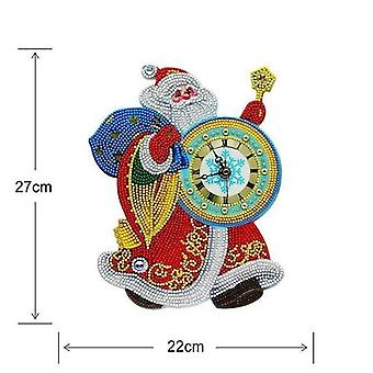 Diamond Painting Clock Full Special Shaped