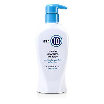 Miracle volumizing shampoo 169712 295.7ml/10oz