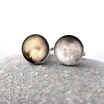 Pluto And Charon Cufflinks