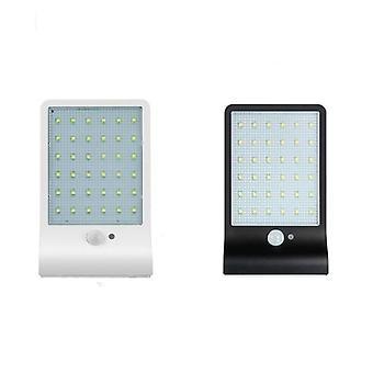 Lampa powered slnečné svetlo vodotesné s pohybovým senzorom Pouličné svetlo