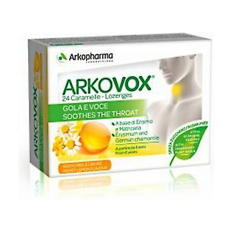 Arkovox Mint - Eucalyptus 24 pellets (Eucalyptus - Mint)