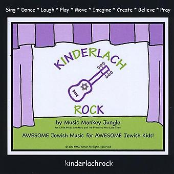 Music Monkey Jungle - Kinderlach Rock 2 [CD] USA import