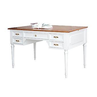 Zwei Tone Schreibtisch