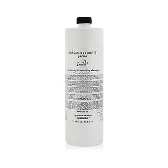 Rossano Ferretti Parma Intenso 03.2 Moisturising & Smoothing Shampoo (Salon Product) 1000ml/33.8oz