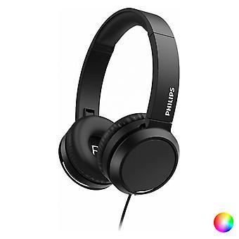 Hoofdtelefoon met hoofdband Philips TAH4105/00/Zwart