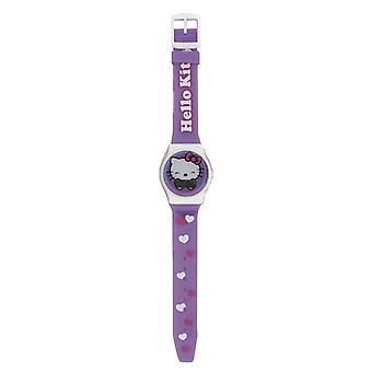 Hello kitty watch lcd watch hk25973