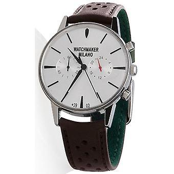 Watchmaker milano watch bauscia wm0bc02