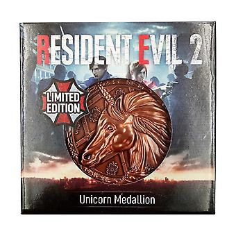 Unicorn Resident Evil 2 Limited Edition Metal Replica R.P.D. Medallion