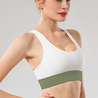 Cross strap sports bra Q72