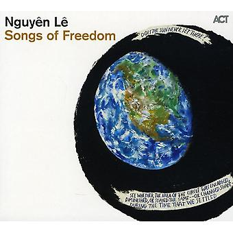 Le/Nah/Youssef - Songs of Freedom [CD] USA import