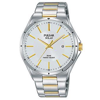 Reloj de hombre Pulsar PX3141X1, Cuarzo, 40mm, 5ATM