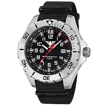 Mens Watch Khs KHS.LANS.NB, Quartz, 50mm, 10ATM