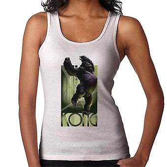 King Kong Equilibrio Mujer's Chaleco