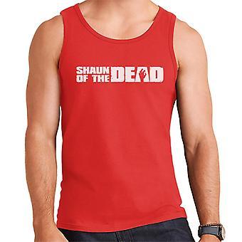 Shaun of the Dead Logo Men's Vest