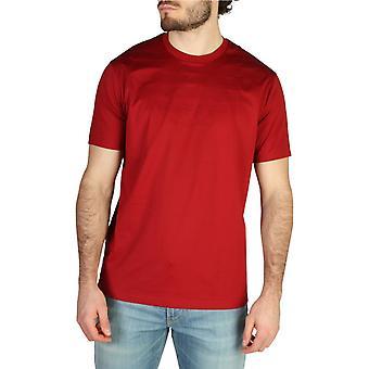 Emporio armani män's t-shirts - 3z1tm11jqszf
