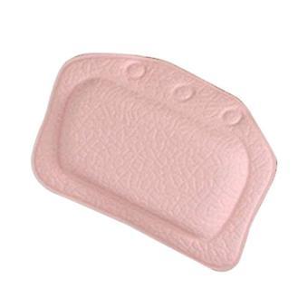Badezimmer Badewanne weiche Seichte Kissen Schwamm entspannende Kopfstütze wasserdichte Kissen