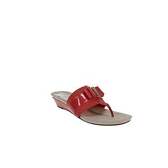 Anne Klein | Imperial Thong Slide Wedge Sandal