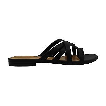 Style & Co. Womens Prinsleep Open Toe Mules