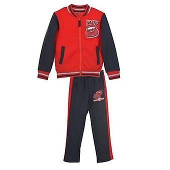 Boys Disney Carsning McQueen Tracksuit Jogging Suit HO1566