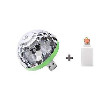 Mini Usb Led Light Disco Lamps