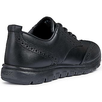 Geox Boys Touch Fastening Trainer