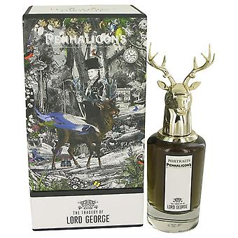 The Tragedy Of Lord George Eau De Parfum Spray By Penhaligon's 2.5 oz Eau De Parfum Spray