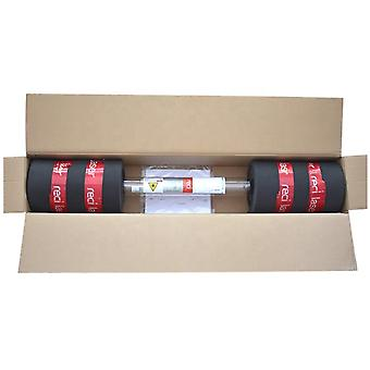 W4 100w Laser Co2 Tube For 100 130w Co2 Laser Cutting And Engraving Machine