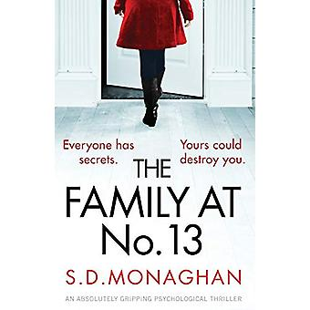 The Family at Number 13 - An Absolutely Gripping Psychological Thrille