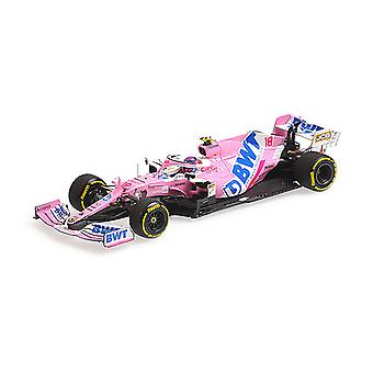 BWT Racing Point F1 Team Mercedes RP20 Lance Stroll (Austrian GP 2020) Diecast Model