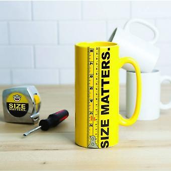 BigMouth Inc. Size Matters Mug