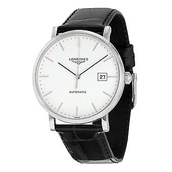 Longines Elegant Automatic White Dial Men's Watch L4.910.4.12.2