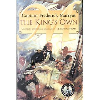 The Kings Own by Frederick Capt. Marryat