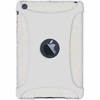 Amzer iskunkestävä kestävä kestävä silikoni iho hyytelökotelo Apple Ipad Mini