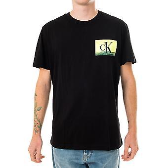 Calvin Klein Festival Camiseta masculina Photoprint j30j315985.bae