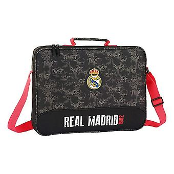 Aktetas Real Madrid C.F. Zwart (6 L)
