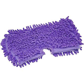 Shark Compatible Steam Mop Coral Microfibre Cleaning Pad